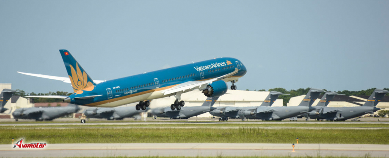 Air Lease Corporation Announces Delivery of First of Eight Boeing 787-10 Aircraft to Vietnam Airlines