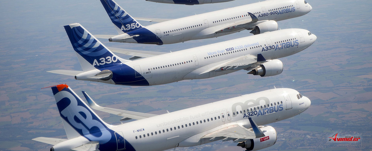 Airbus provides update on 2018 commercial aircraft deliveries
