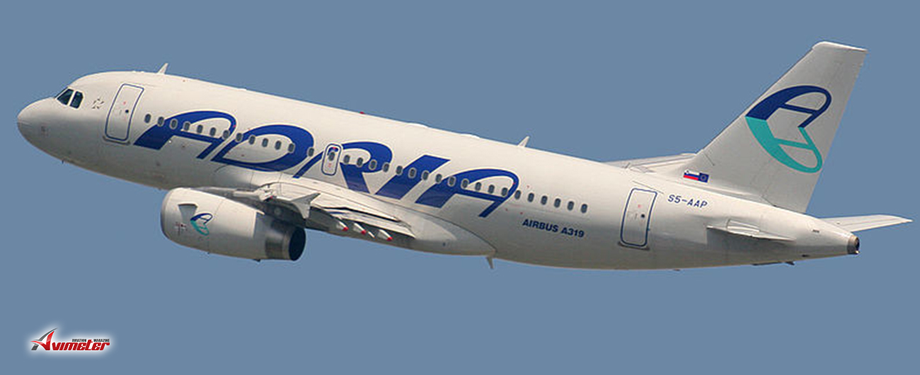 Adria Airways continues with temporarily ceased flight operations on most of its flights