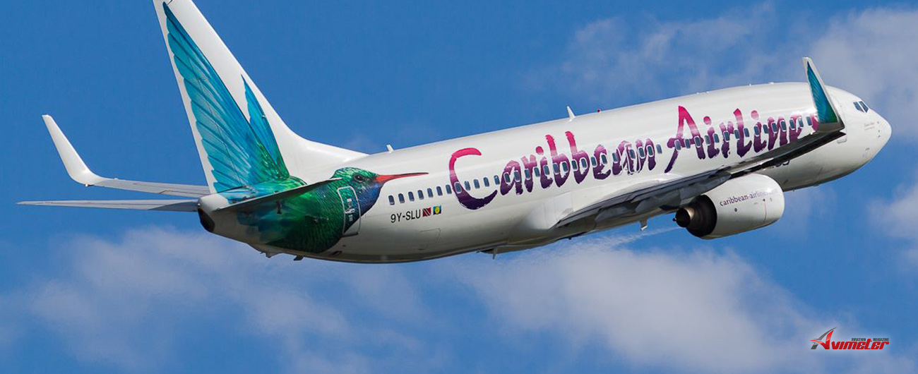Air Lease Corporation Announces Lease Placement of Four New Boeing 737 MAX 8 Aircraft with Caribbean Airlines