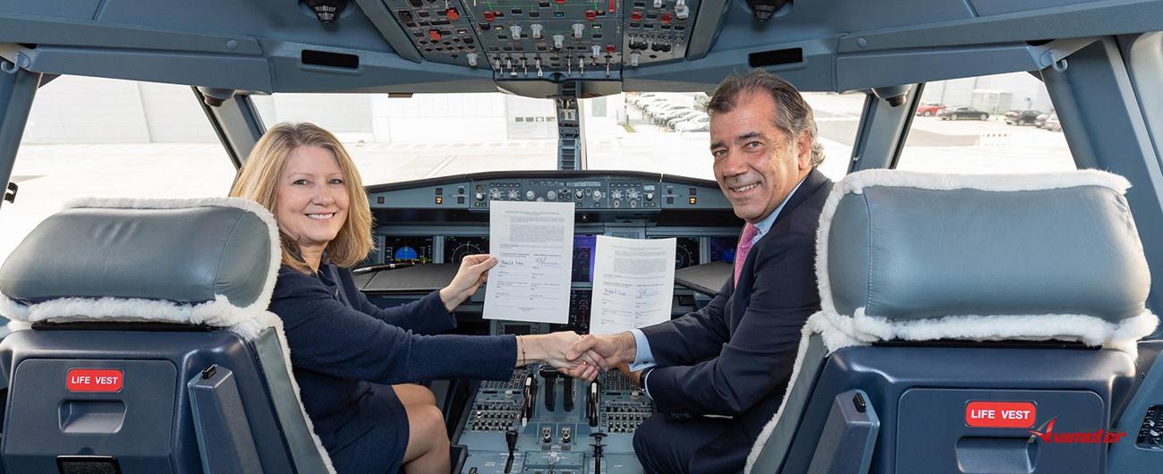 Lockheed Martin and Airbus sign aerial refuelling Memorandum of Agreement