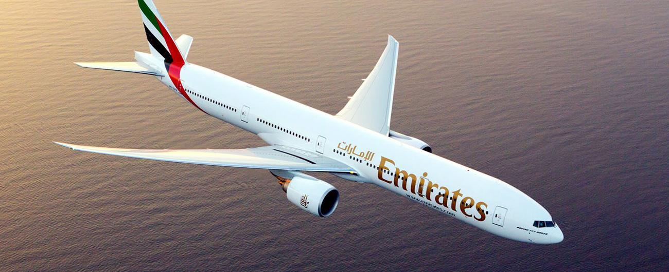 Emirates announces first passenger flights post suspension