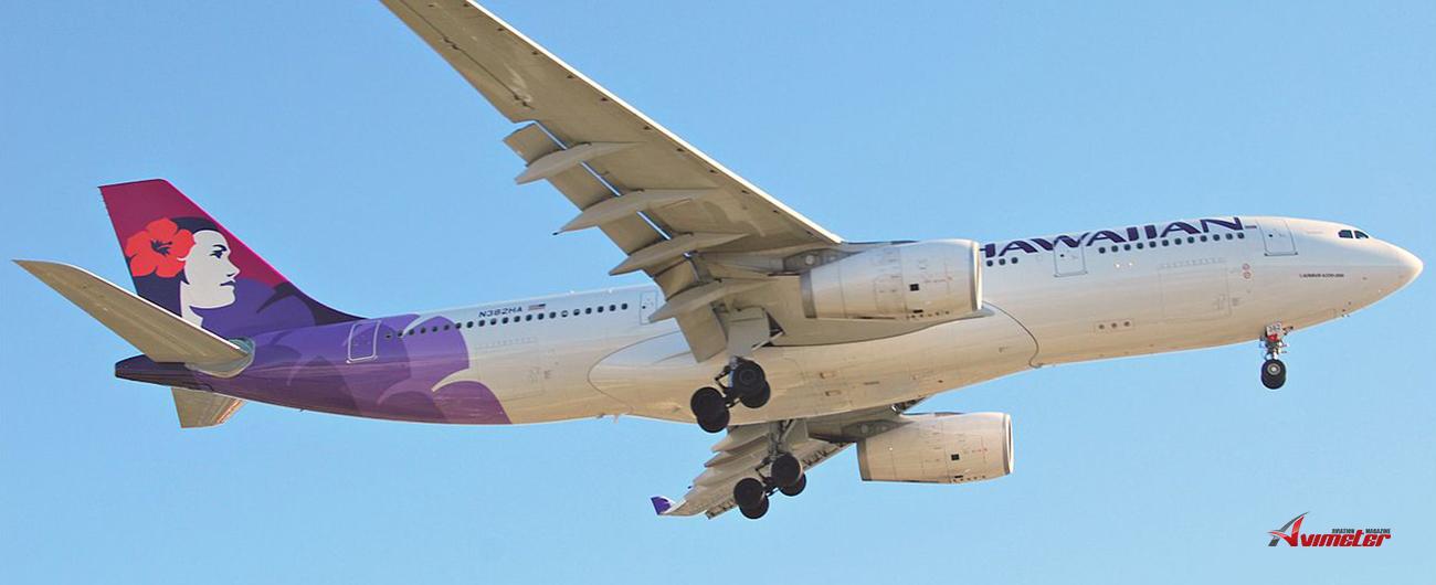 Hawaiian Airlines to Seek New Fukuoka-Honolulu Service