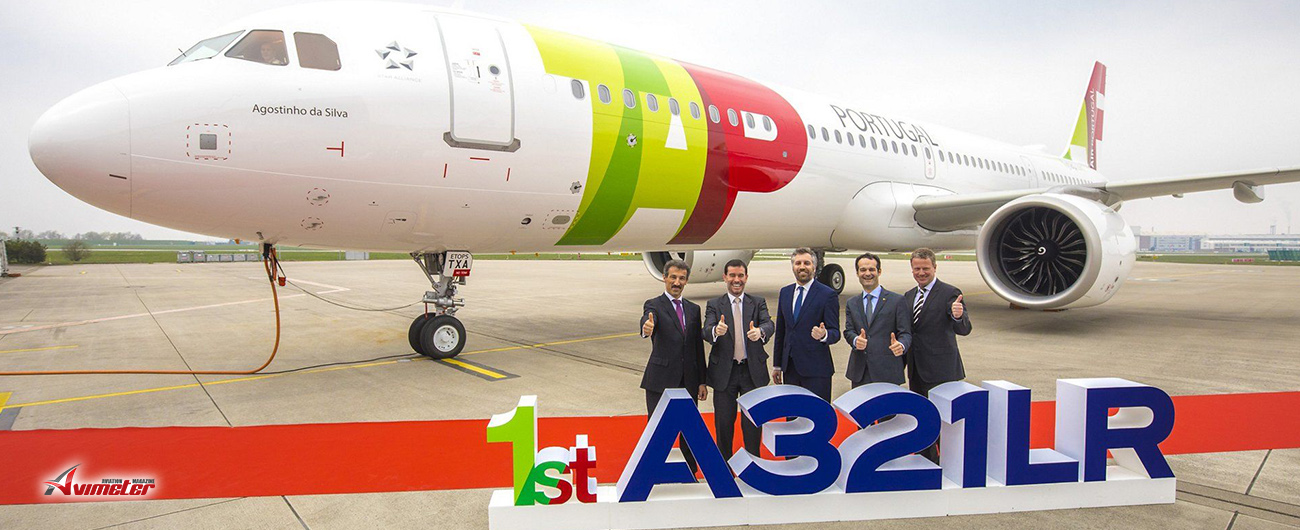 TAP opens three new connections in the Americas with the Airbus A321LR