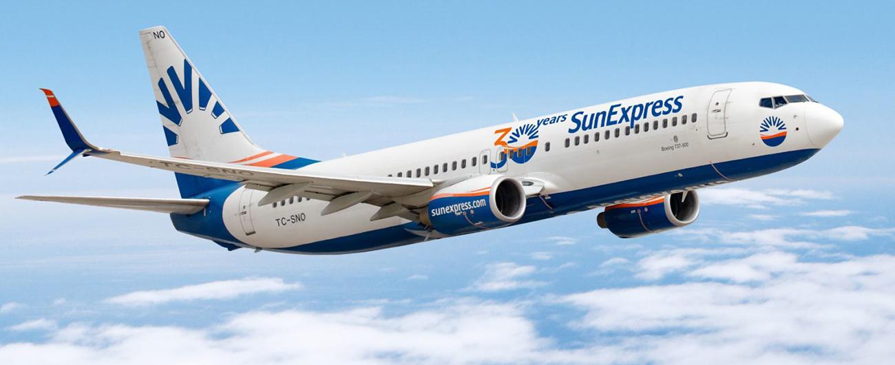 SunExpress begins cargo-only flights