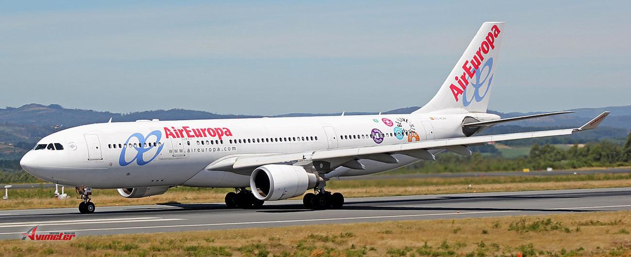 Air Europa despega con cuatro nuevos destinos en Europa este verano