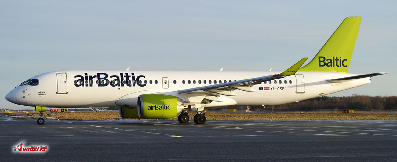 airBaltic announces new flights to Manchester, Yerevan and two Norwegian cities