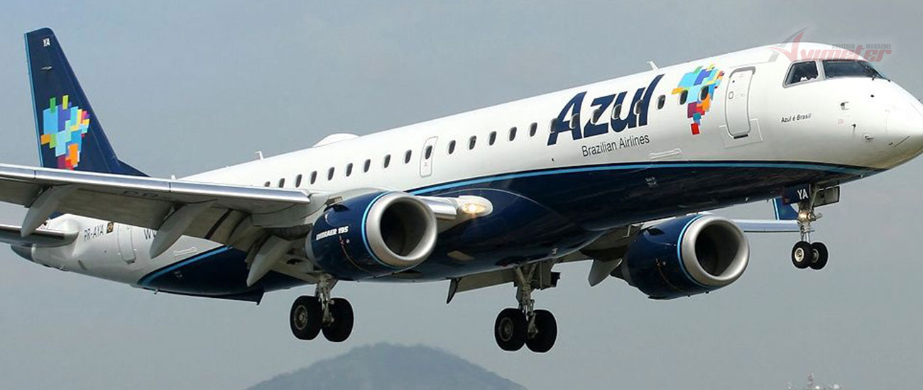 Airinmar Signs Repair Cycle Management Agreement with Azul Airline