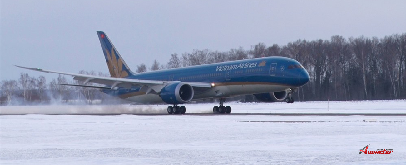 Vietnam Airlines moves operations to Sheremetyevo Airport (Russia)