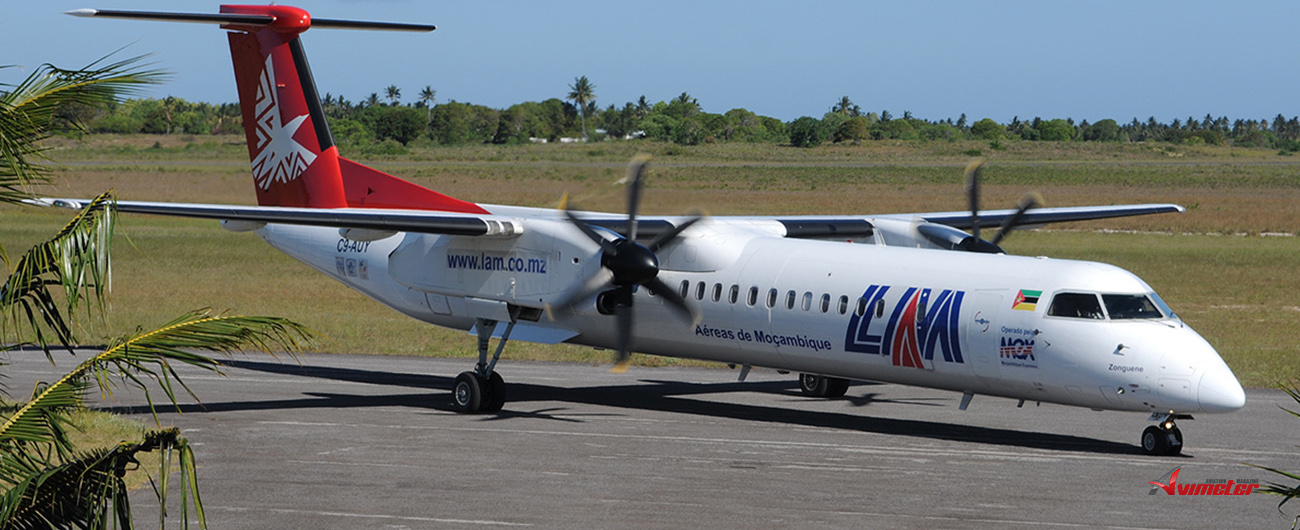 Skyworld Aviation arranges the sale of a Dash 8 Q400