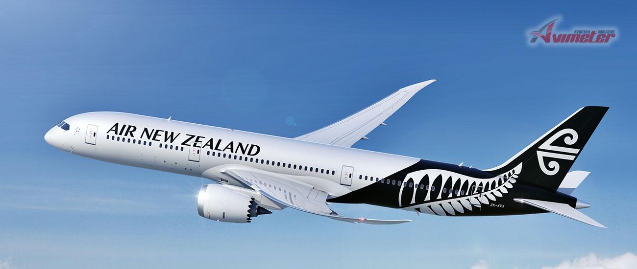 Chairman's statement on behalf of Air New Zealand