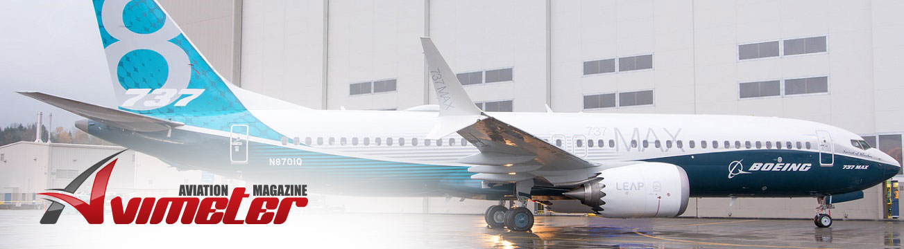 First Boeing 737 MAX 8 For LOT Already On The Production Line