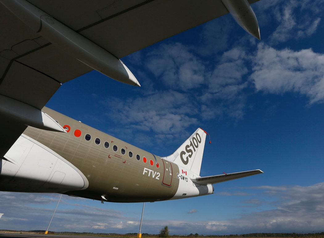 Bombardier VP talks Paris, C Series and versatility