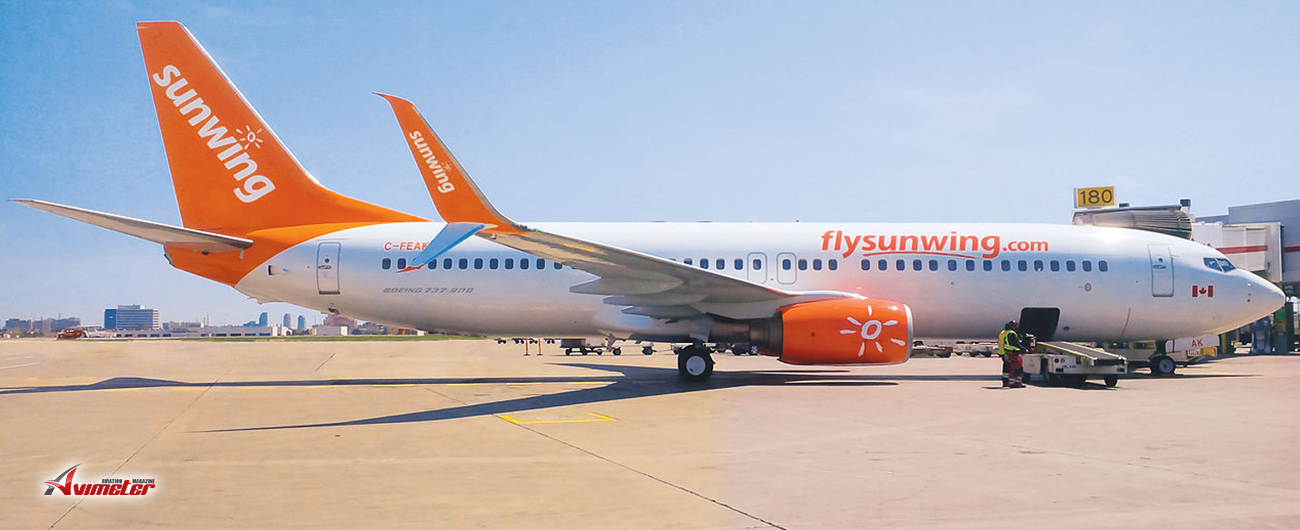 Sunwing returns to London International Airport for its 14th consecutive season with two new flight services for 2019