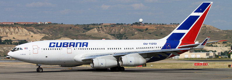 Cubana seeks to reactivate Il-96 fleet