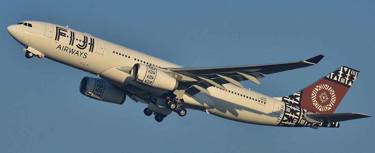 Statement by Fiji Airways Managing Director & CEO, Mr Andre Viljoen