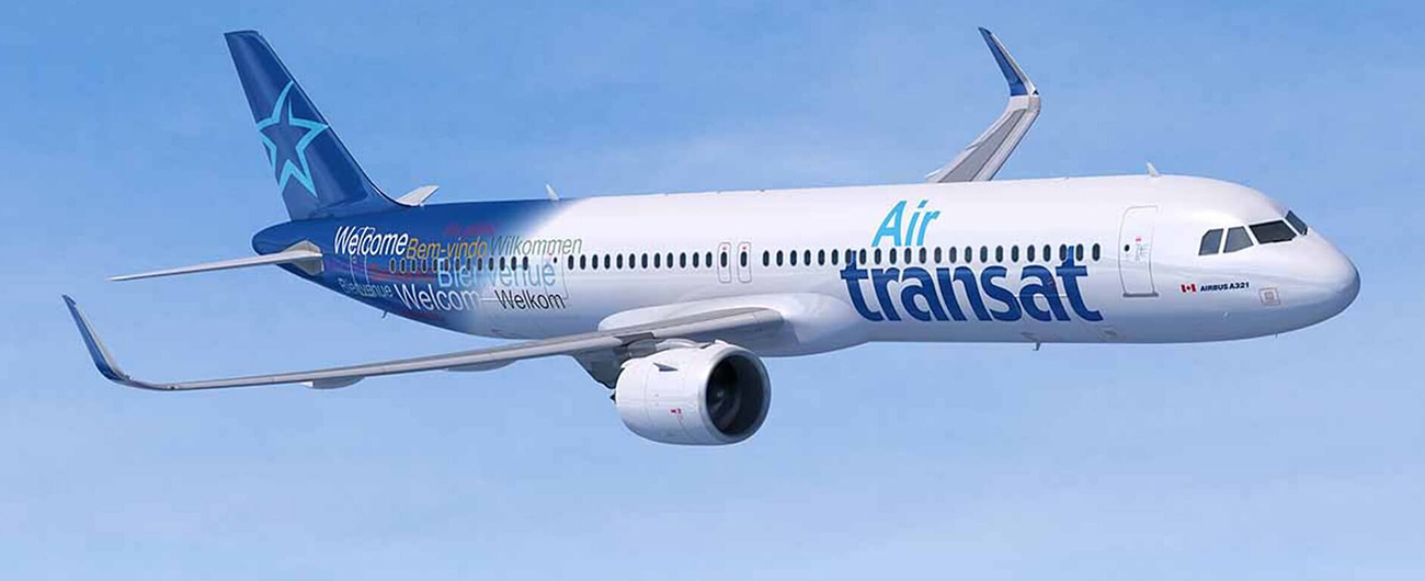 Transat confirms the temporary layoff of 70% of its staff - Repatriation operations to end April 1