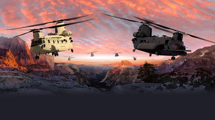 Boeing to Modernize, Add Muscle to Next-Generation Chinook