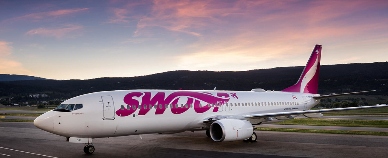 Swoop Seeks Airport Partners to Lead Economic Recovery
