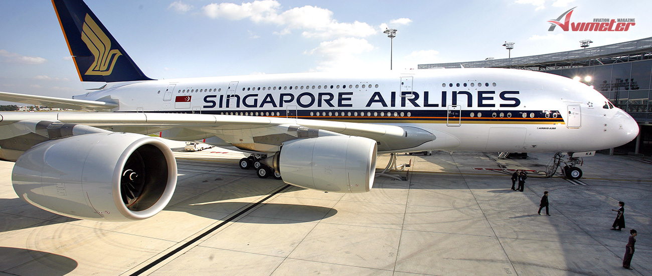 Singapore Airlines July 2018 Operating Results