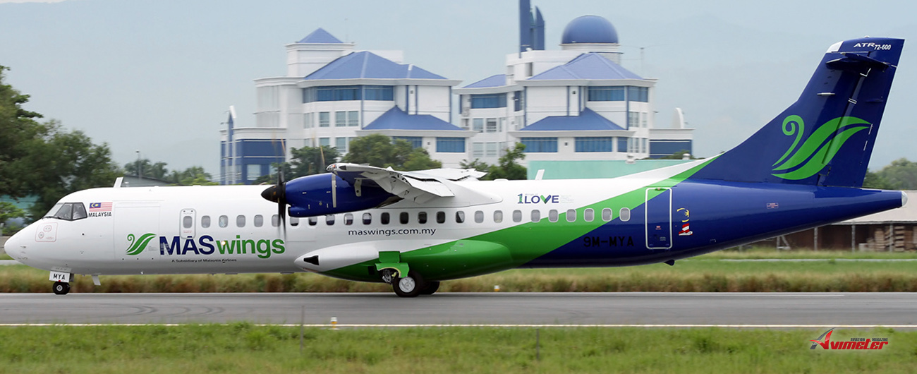 MASwings Entrusts ATR72s to AFI KLM E&M