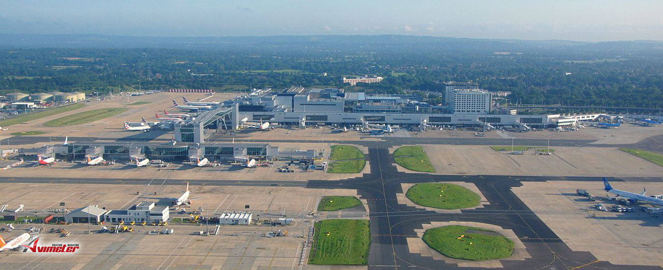 New five-year investment plan takes off at Gatwick