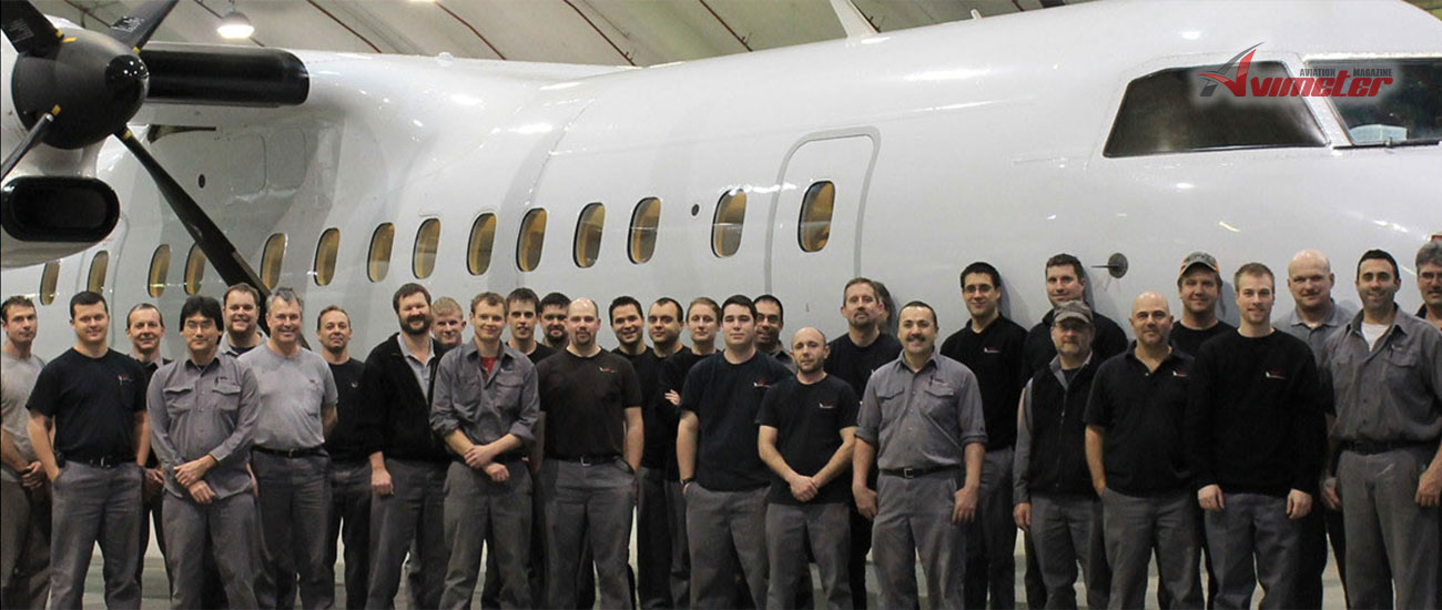 Voyageur Aviation announces new production and infrastructure project