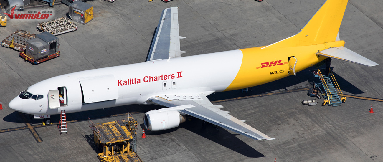 AEI Announces 5th B737-400SF for Kalitta Charters
