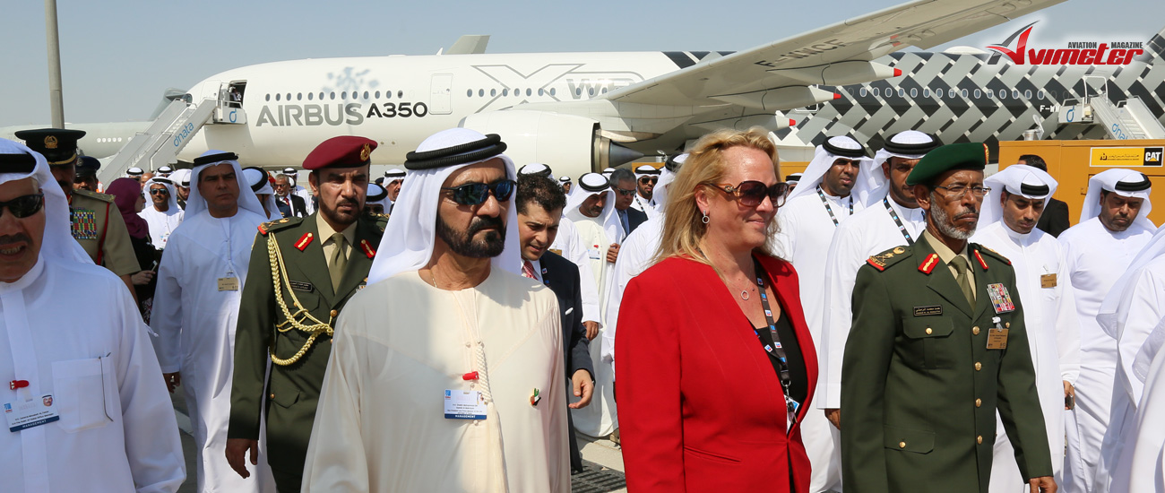 12 - 16 NOVEMBER 2017 DWC, DUBAI AIRSHOW