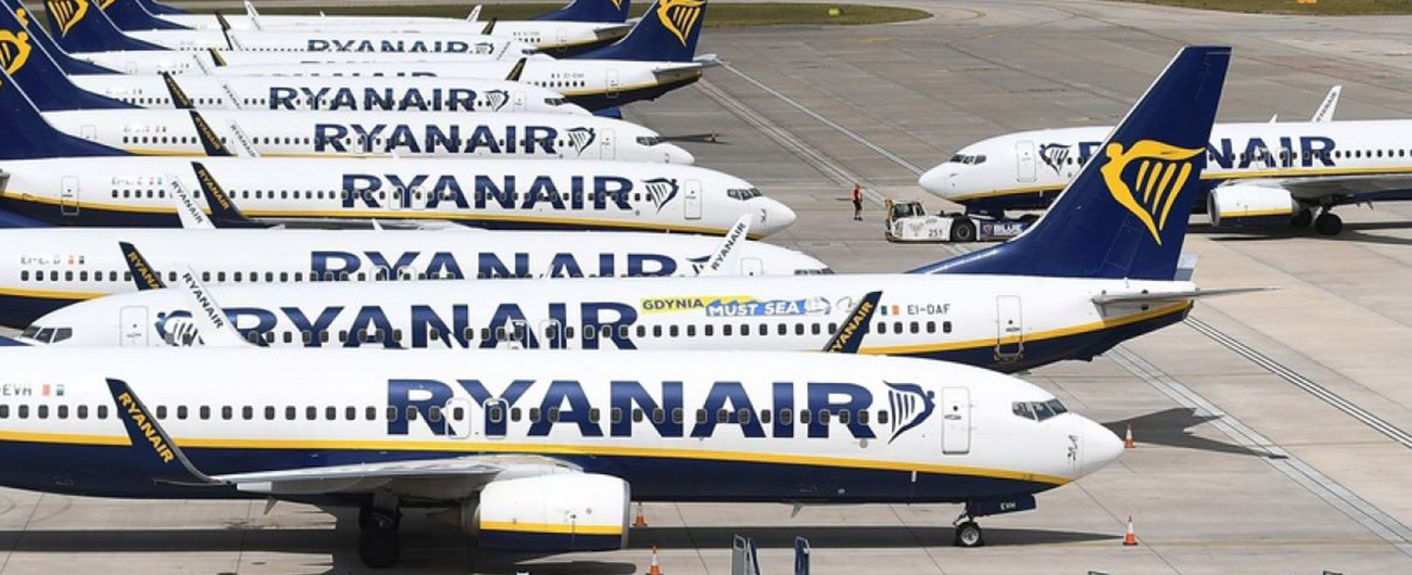 Ryanair To Cut 1,000 Ireland-UK Flights In Aug And Sept Over 200,000 Lost Passengers In Cork, Shannon, Knock & Kerry