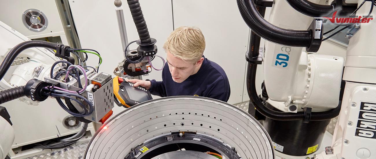 Lufthansa Technik: Digital inspection procedure for engine components industrialized