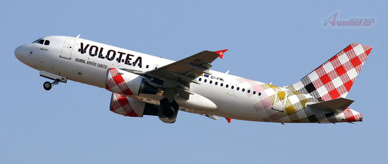 Volotea Announces A New Base In Athens