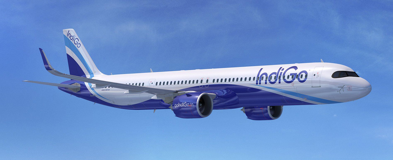Dynam Aviation is pleased to announce our first SLB with IndiGo