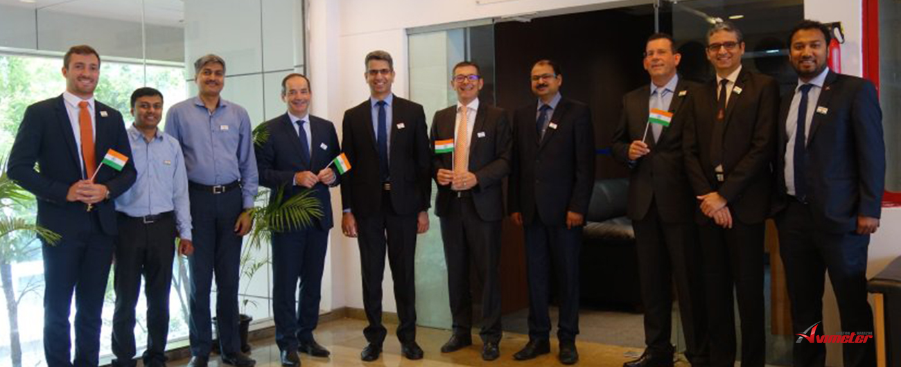 New Office for Liebherr-Aerospace in India