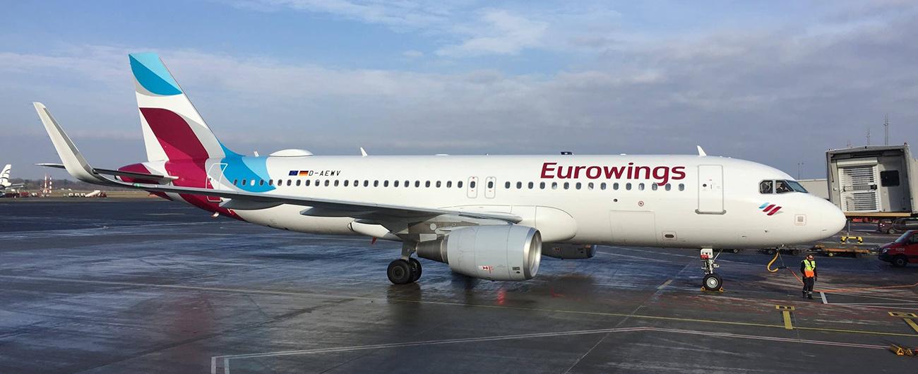 Coronavirus: Eurowings further reduces flight
