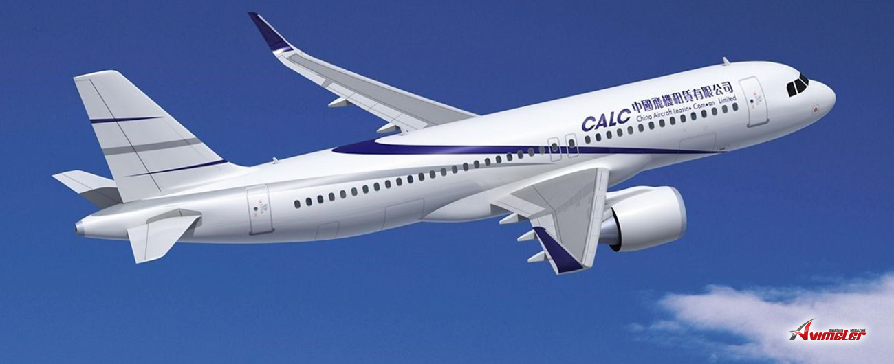 CALC Orders 40 New Airbus A321neo Aircraft
