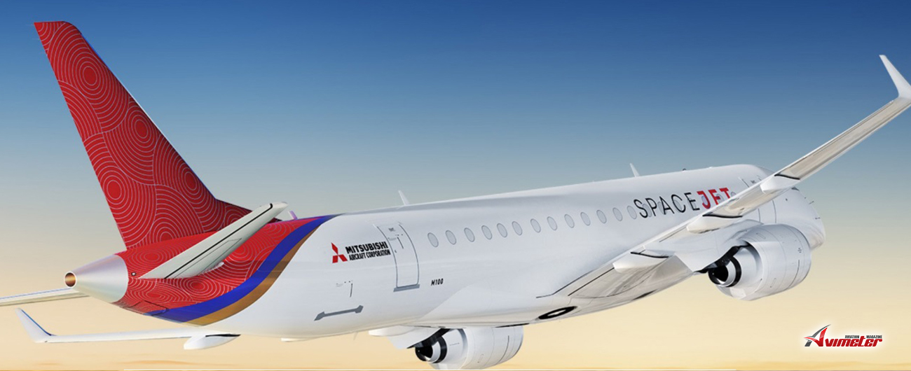 Mitsubishi Aircraft Corporation Signs Memorandum of Understanding for 15 Mitsubishi SpaceJet M100 Aircraft