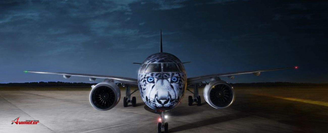 Air Astana Celebrates Delivery Of First Embraer E190-E2