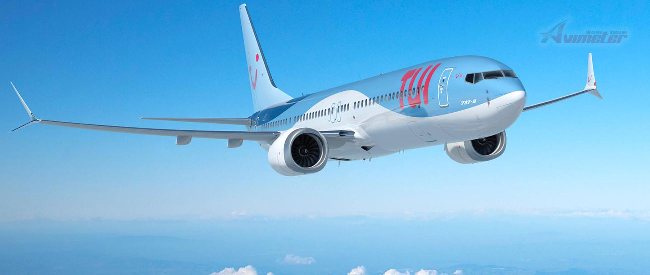 Fleet renewal – TUI is receiving new modern and efficient aircraft