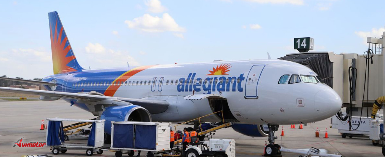 Allegiant Announces Aircraft Base in Savannah, New Jobs and Future Growth