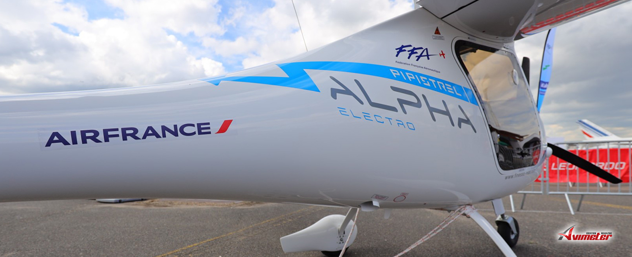 Electric propulsion: AFI KLM E&M supports FFA Fab'Lab'