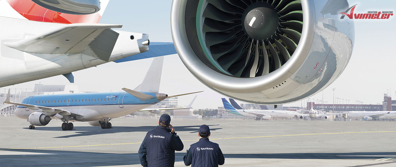 Safran launches the NacelleLifeTM offering for full jet engine nacelle solution services