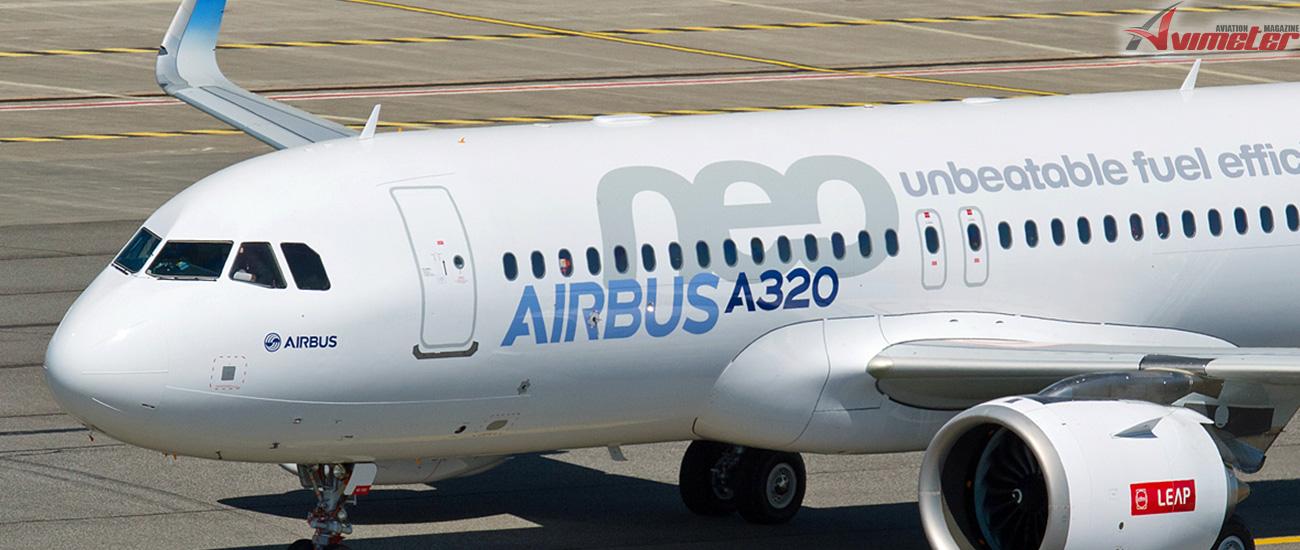 Avolon delivers Airbus A320-NEO to Air Malta & Jazeera Airways