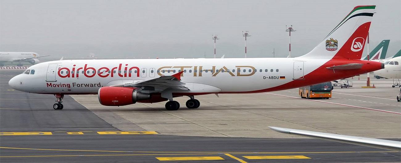 Etihad Airways Statement On airberlin