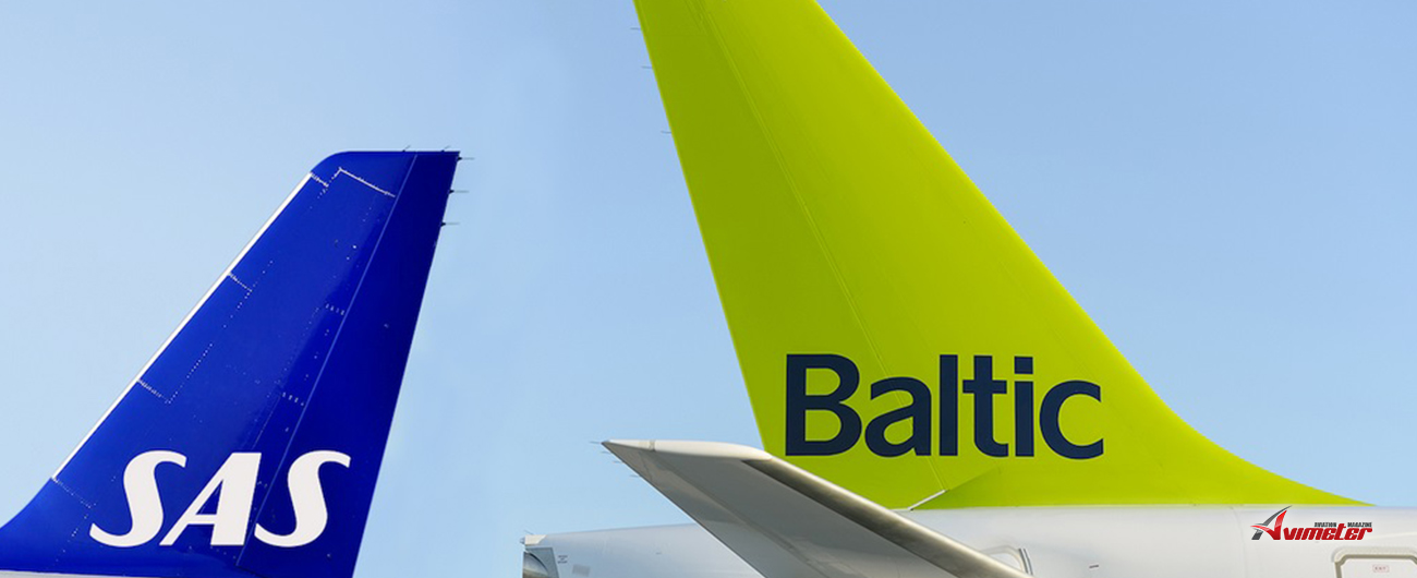 airBaltic to Start Codeshare Flights with SAS