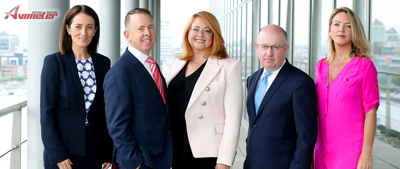 New senior appointments at PwC Ireland's Aviation Finance Advisory practice