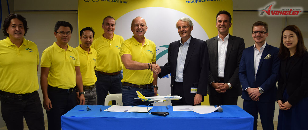 Cebu Pacific Extends Component Support Contract With HAECO ITM