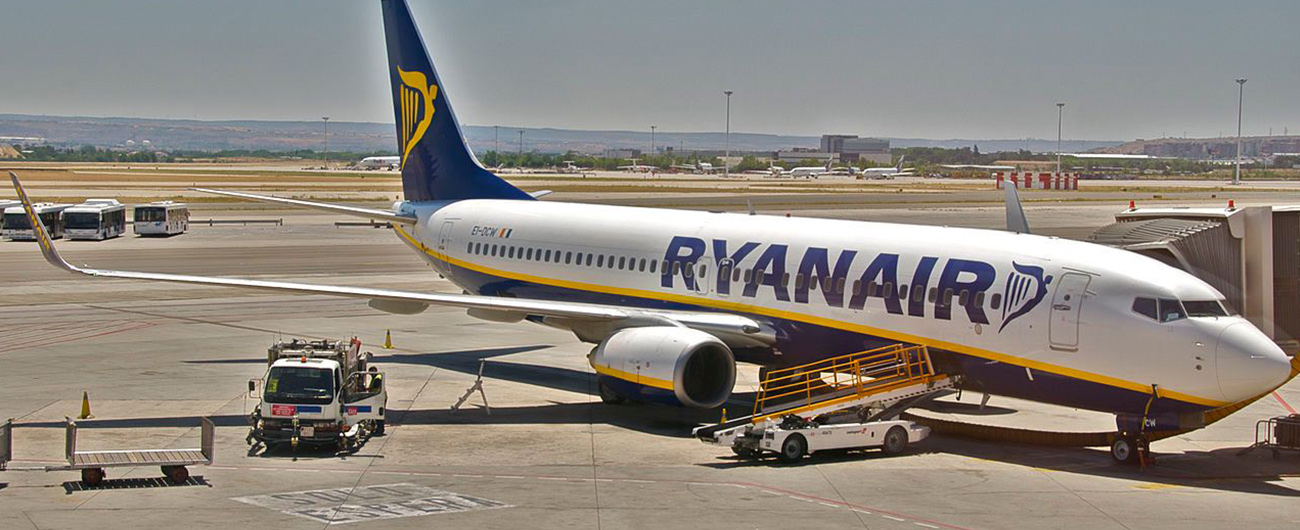 Ryanair Taking Urgent Action to Respond To Covid-19