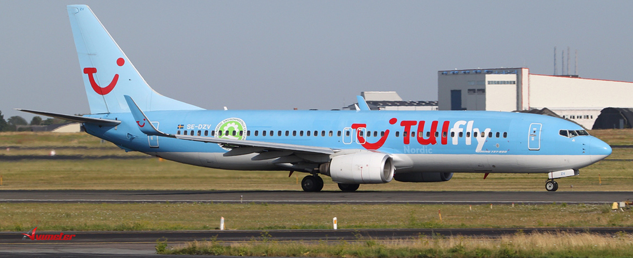 FPG Amentum arranges sale of one TUI 737-800