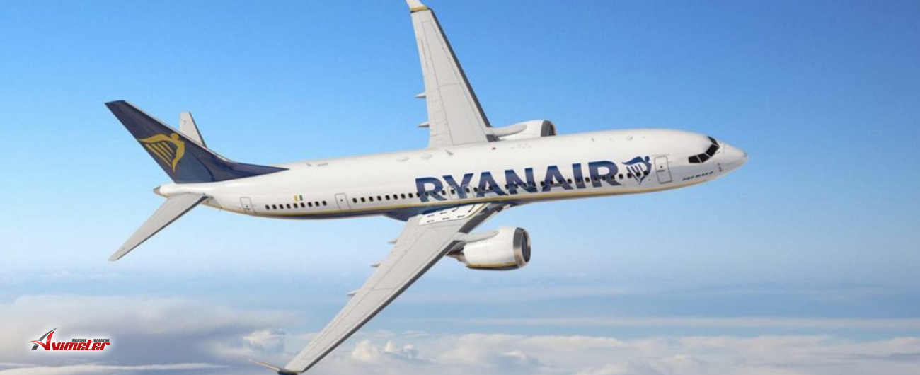 Ryanair Slows S.2020 Growth Due To Boeing Max Delays